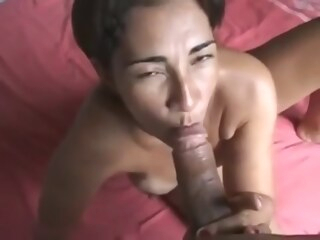 cute amateur mature brazilian milf gets fucked by lucky stranger during vacation private  tube