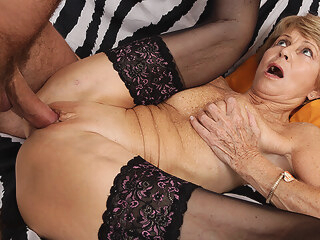 75 years old mom loves toyboy private  tube