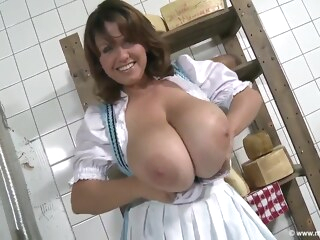 milena velba crazy milf with giant milk tits private  tube